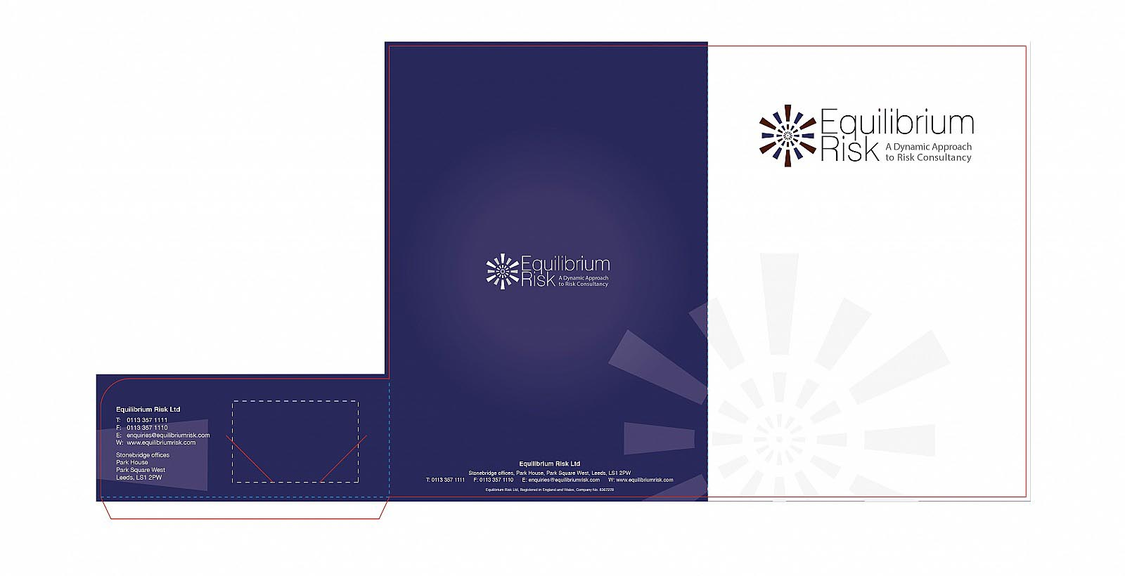 Equilibrium Risk Folder