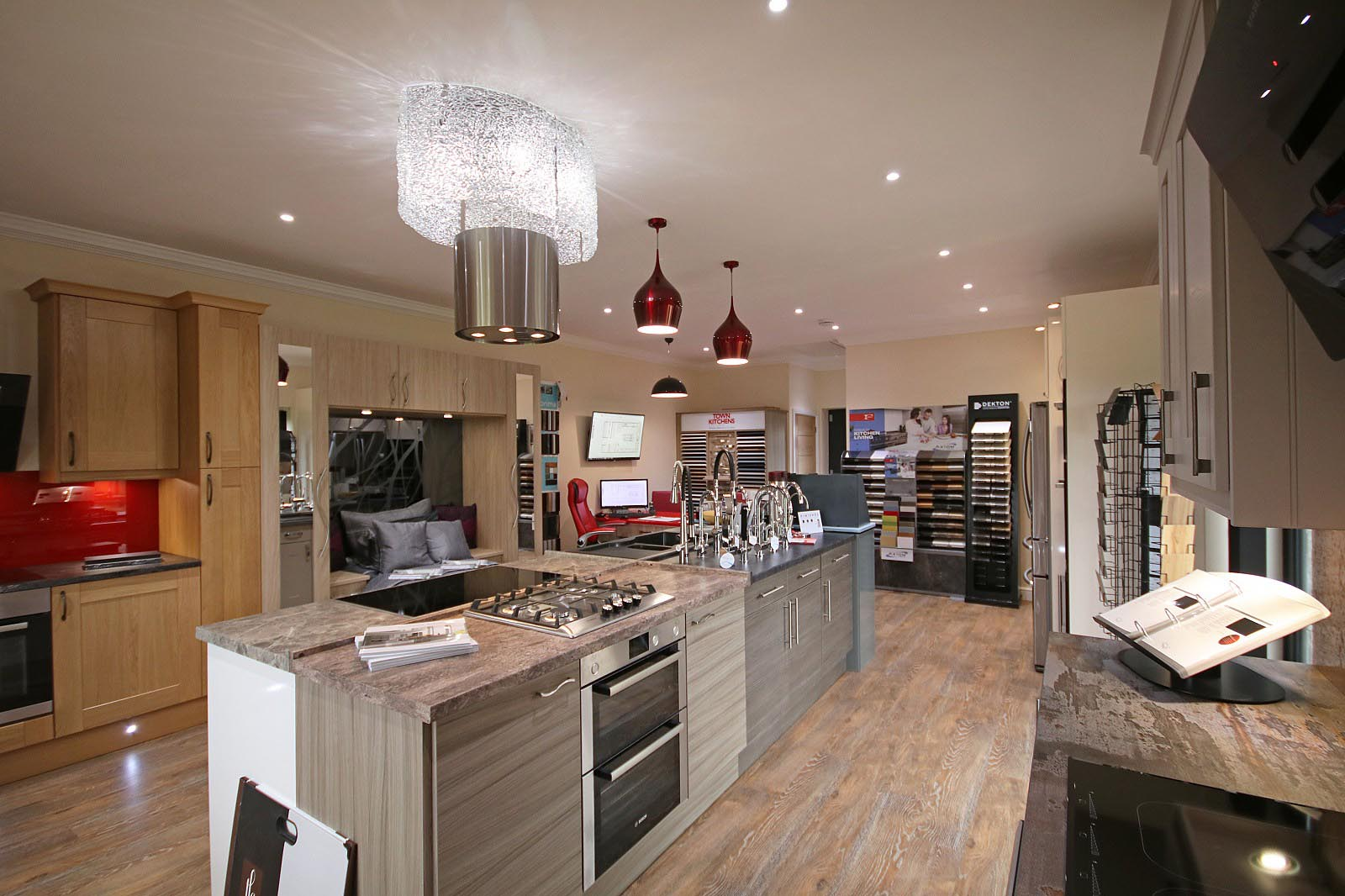 Town Kitchens Showroom